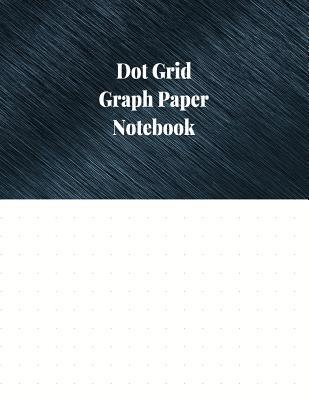Dot Grid 1/2 Inch Graph Paper Notebook