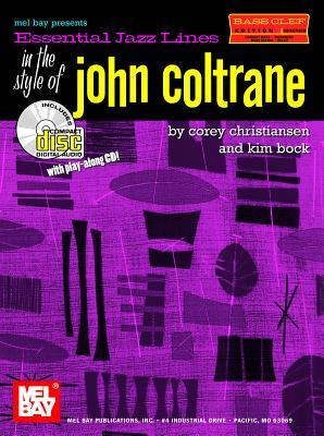 Essential Jazz Lines in the Style of John Coltrane