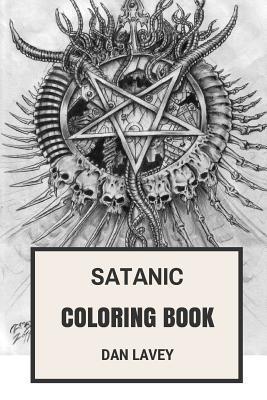 Satanic Coloring Boo...