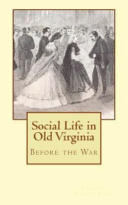 Social Life in Old Virginia