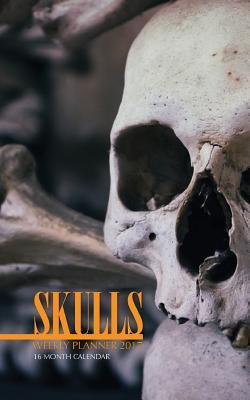 Skulls 2017 Weekly Planner