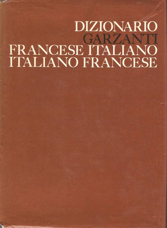 Dizionario Garzanti ...