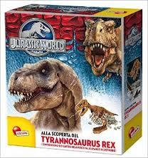 Alla scoperta del Tyrannosaurus Rex