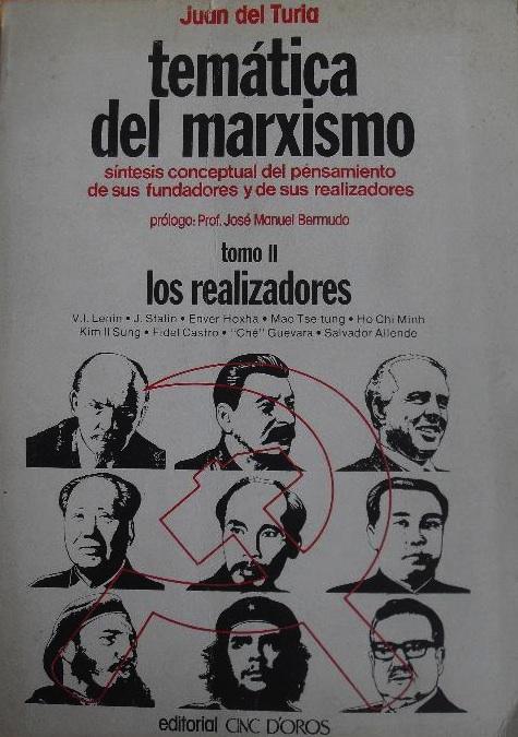 Temática del marxismo