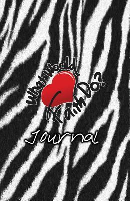 What Would Faith Do? Zebra Journal