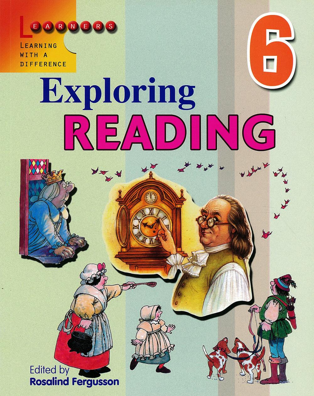 Exploring Reading, 6