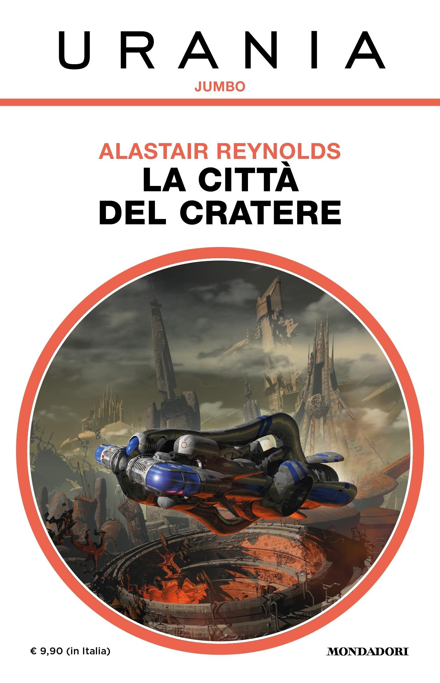 La città del cratere