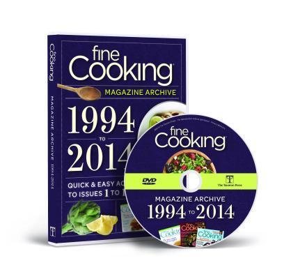 Fine Cooking's 2014 Magazine Archive