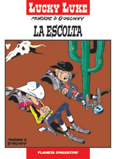 Lucky Luke: La escol...
