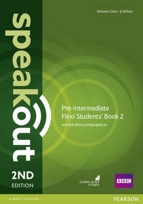 Speakout. Pre-intermediate. Student's book. Ediz. flexi. Per le Scuole superiori. Con 2 espansioni online