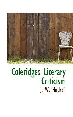 Coleridges Literary ...