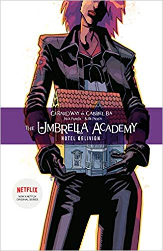 The Umbrella Academy...