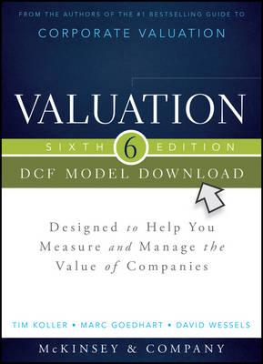 Valuation DCF Model ...