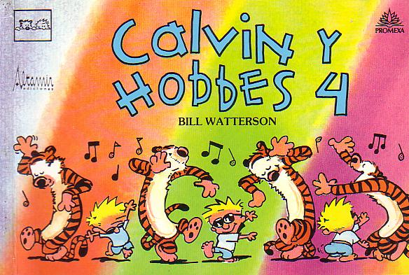 Calvin y Hobbes 4