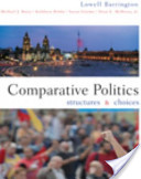 e-Study Guide for: Comparative Politics: Structures and Choices by Lowell Barrington, ISBN 9780618493197