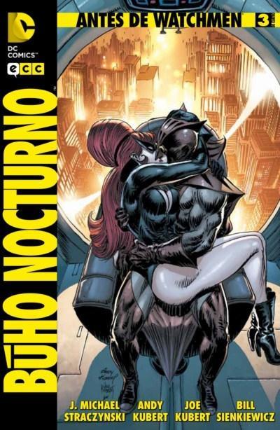 Antes de Watchmen: Búho Nocturno #3 (de 4)