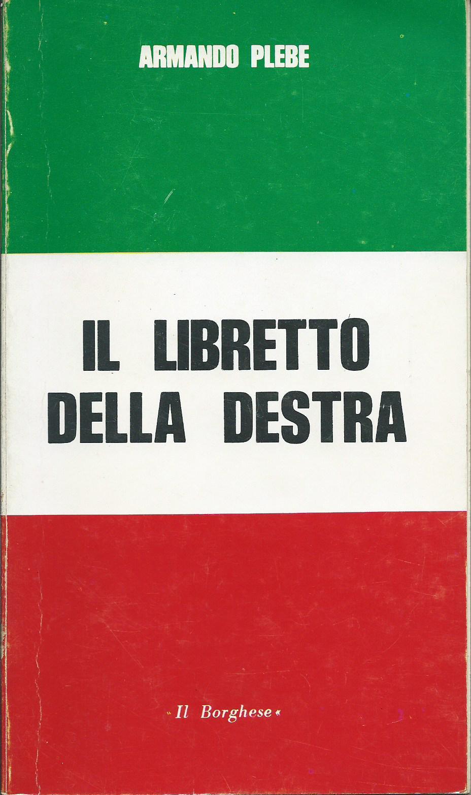 Il libretto della destra