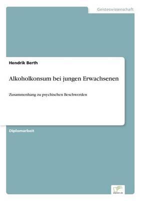 Alkoholkonsum bei jungen Erwachsenen