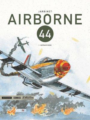 Airborne 44 Vol. 1: Sopravvivere