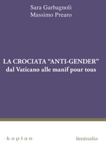 La crociata «anti-gender»