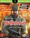 Return to Castle Wolfenstein (PS2 and Xbox)