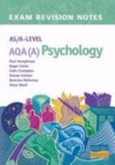 As/A-Level Aqa (A) Psychology Exam Revision Notes