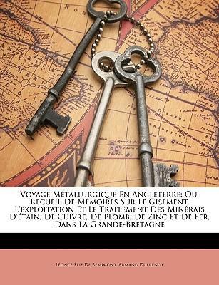 Voyage Métallurgique En Angleterre