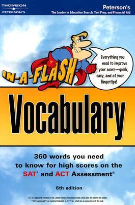 In-A-Flash Vocabulary