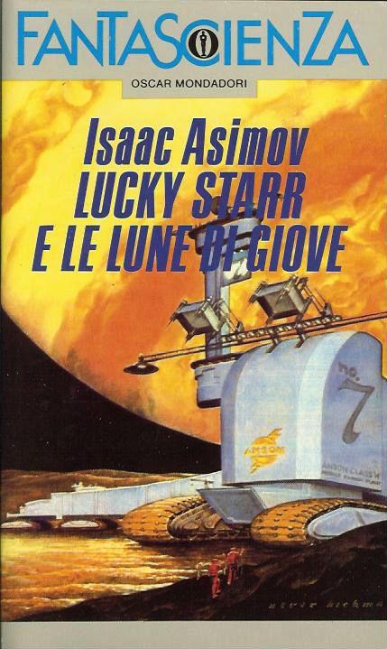 Lucky Starr e le lune di Giove