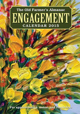 The Old Farmer's Almanac Engagement Calendar 2015