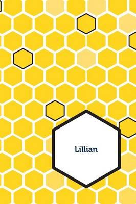 Etchbooks Lillian, Honeycomb, Wide Rule