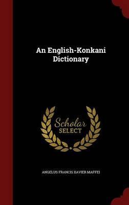 An English-Konkani Dictionary