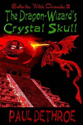 The Dragon Wizard's Crystal Skull
