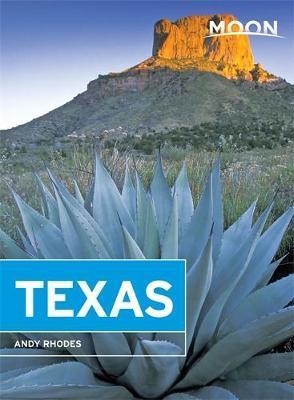 Moon Texas (Eighth Edition)