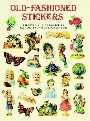 Old-Fashioned Stickers