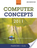 New Perspectives on Computer Concepts 2011