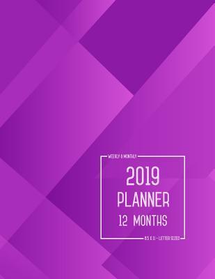 Planner 2019 12 Months