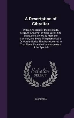 A Description of Gibraltar