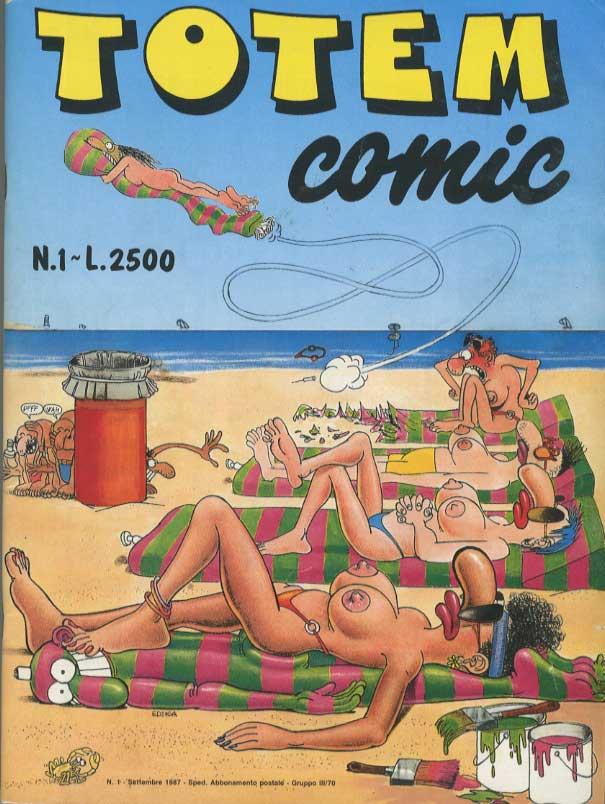 Totem Comic