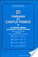 Itinéraires du cantus firmus