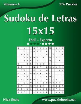 Sudoku a Letras 15x15
