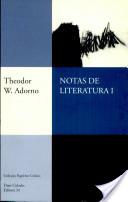 Notas de literatura ...