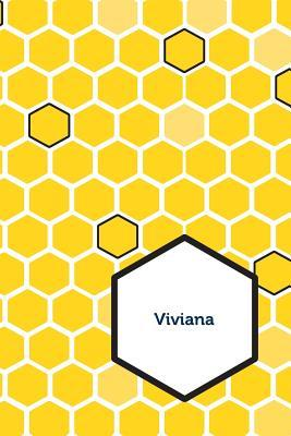 Etchbooks Viviana, Honeycomb, Wide Rule
