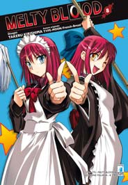 Melty Blood vol. 8