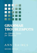 Grammar Troublespots