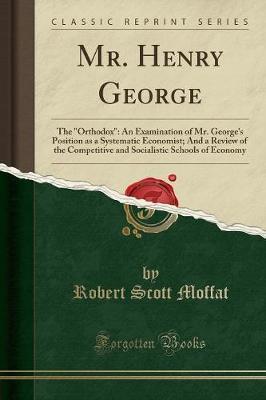 Mr. Henry George