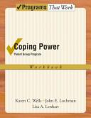 Coping Power:Parent Group Workbook 8-Copy Set