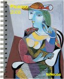 Picasso, Buchkalende...
