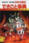 日本の歴史できごと事典