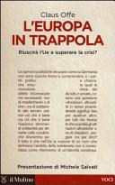 L'Europa in trappola